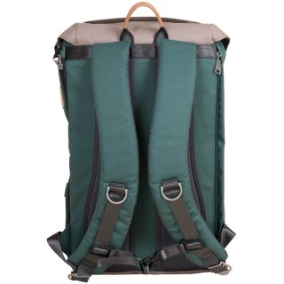 Colorado Small Rucksack - Slate Green x Hazelnut