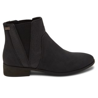 Wms Linn J Boot - Black