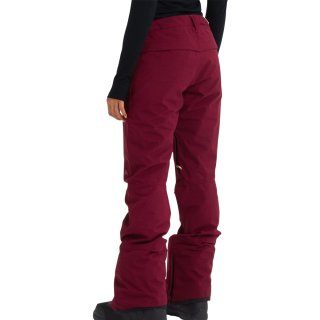 Wms Society Snowboard Pant - Port Royal Heather XS