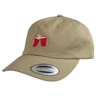 Wasted Dad Cap - Khaki