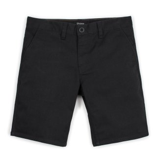 Toil II Hemmed Short - Black 31