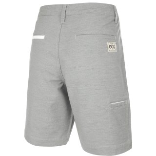 Aldos Short - Grey Melange