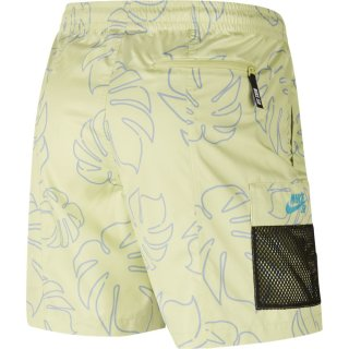 SB Paradise Water Short - Limelight/Black/Oracle Aqua M