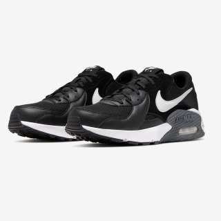 Air Max Excee - Black/White-Dark Grey 9
