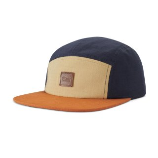 Stith LP Camper Cap - Gravel/Amber/Washed Navy