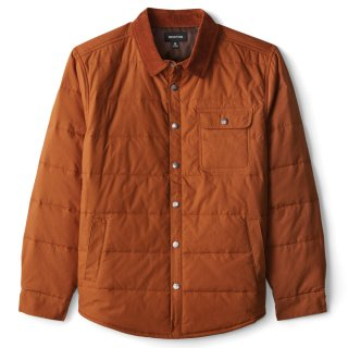 Cass Jacket - Copper M