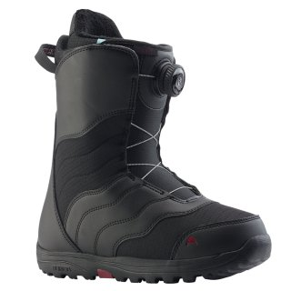 Wms Mint BOA Snowboard Boot - Black 9