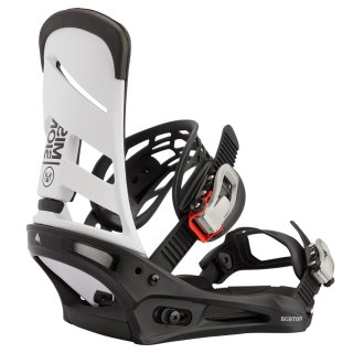 Mission Bindung - White/Black L