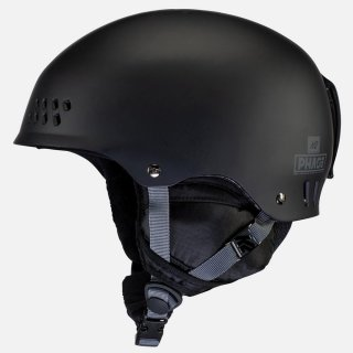 Phase Pro Helm K2Dialed Fit System - Black L/XL
